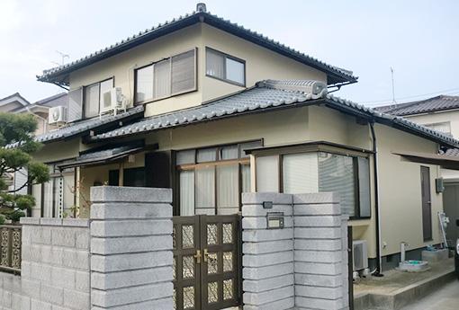 岡山市北区 H様邸施工後画像