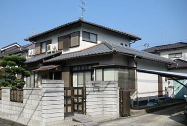 岡山市北区 H様邸施工前画像