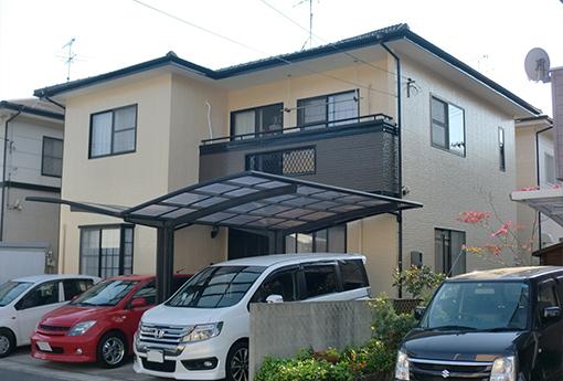 岡山市東区 S様邸施工後画像