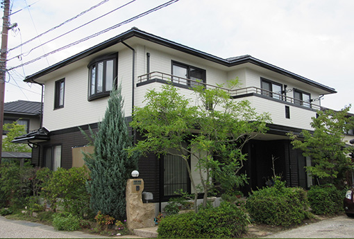 岡山市北区 F様邸施工後画像