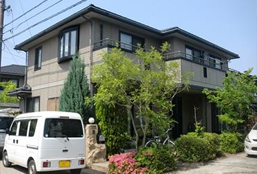 岡山市北区 F様邸施工前画像
