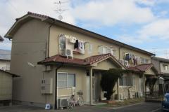 岡山市北区 K様アパート 施工実績サムネイル写真