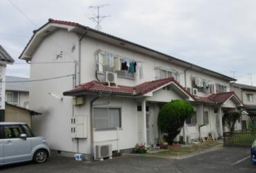 岡山市北区 K様アパート施工前画像
