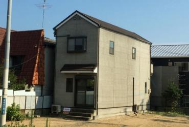 岡山市南区 空き家物件施工前画像