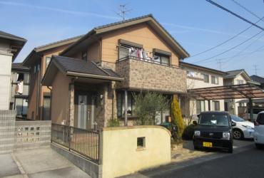 岡山市南区 F様邸施工前画像