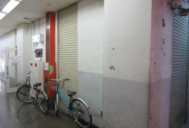 岡山市北区 某カメラ店施工前画像
