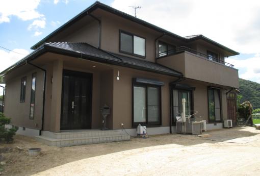 岡山市北区 T様邸施工後画像