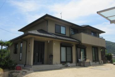 岡山市北区 T様邸施工前画像