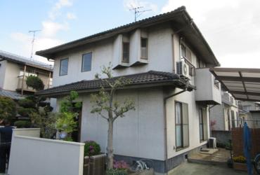 岡山市南区 H様邸施工前画像
