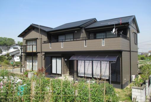 岡山市東区 Y様邸施工後画像