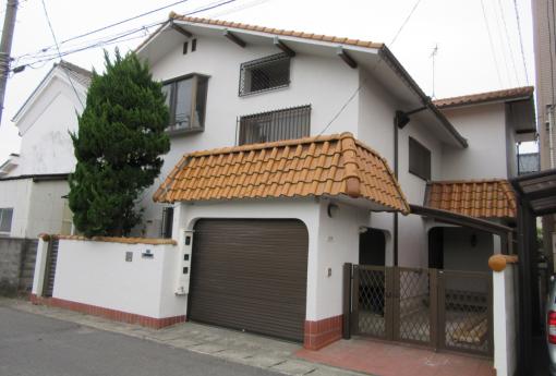 岡山市北区 空き家物件施工後画像
