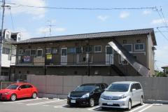 岡山市北区 賃貸アパート 施工実績サムネイル写真