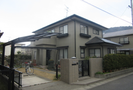 岡山市北区 O様邸施工後画像