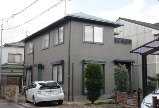 岡山市中区 H様邸施工後画像