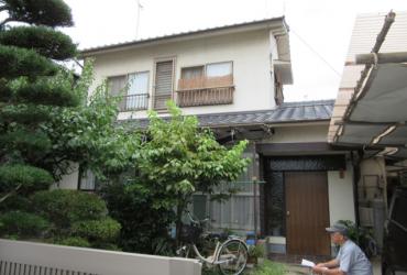 岡山市北区 S 様邸施工前画像