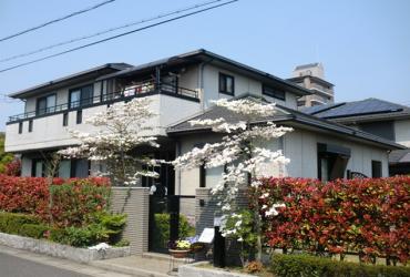 岡山市南区 F 様邸施工前画像