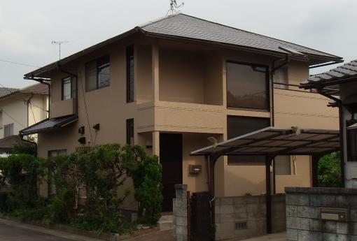 岡山市東区 K 様邸施工後画像