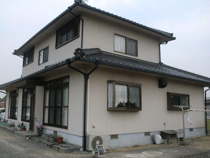 岡山市北区N様邸施工前写真