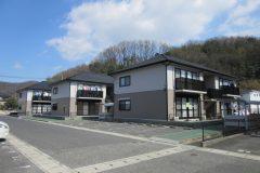 岡山市中区 某アパートA・B・C棟 施工実績サムネイル写真