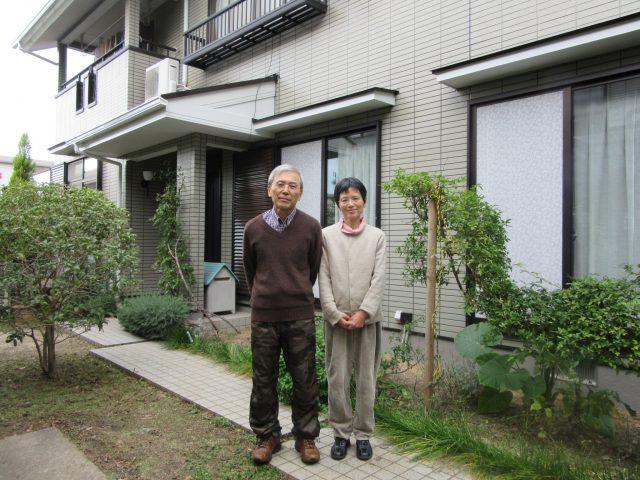 岡山市北区E様邸完成後記念写真