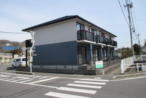 岡山市中区 某ワンルーム・アパート施工後画像