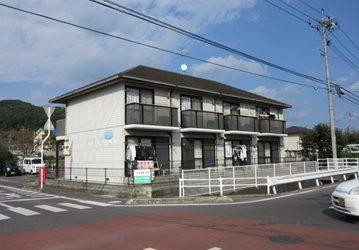岡山市中区 某ワンルーム・アパート施工前画像