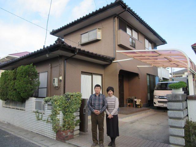 倉敷市I様邸の施工完成記念写真