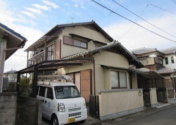 岡山市中区 S様邸施工前画像