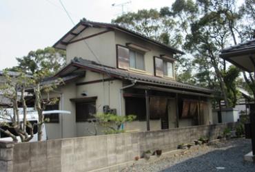 岡山市南区 A様邸施工前画像