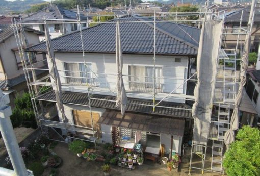 岡山市東区 T様邸施工後画像
