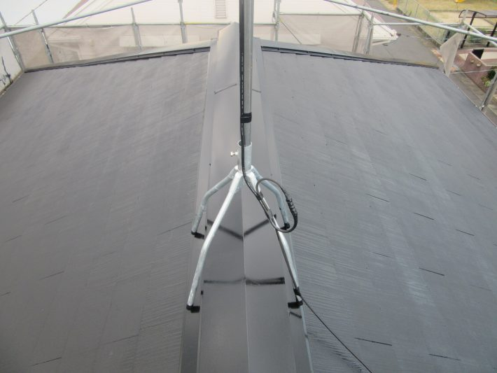 屋根完成 (4)
