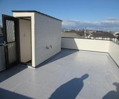 岡山市南区 H様事務所兼住居施工後画像2
