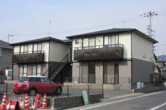 岡山市北区 某アパート 施工実績サムネイル写真