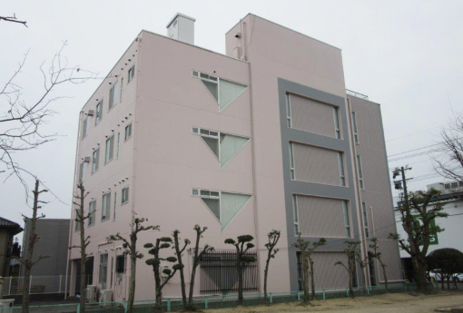 岡山市北区 某企業ビル施工後画像