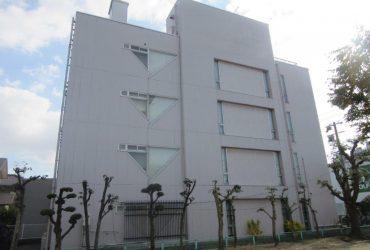 岡山市北区 某企業ビル施工前画像